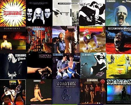Scorpions все альбомы скачать торрент - фото 6