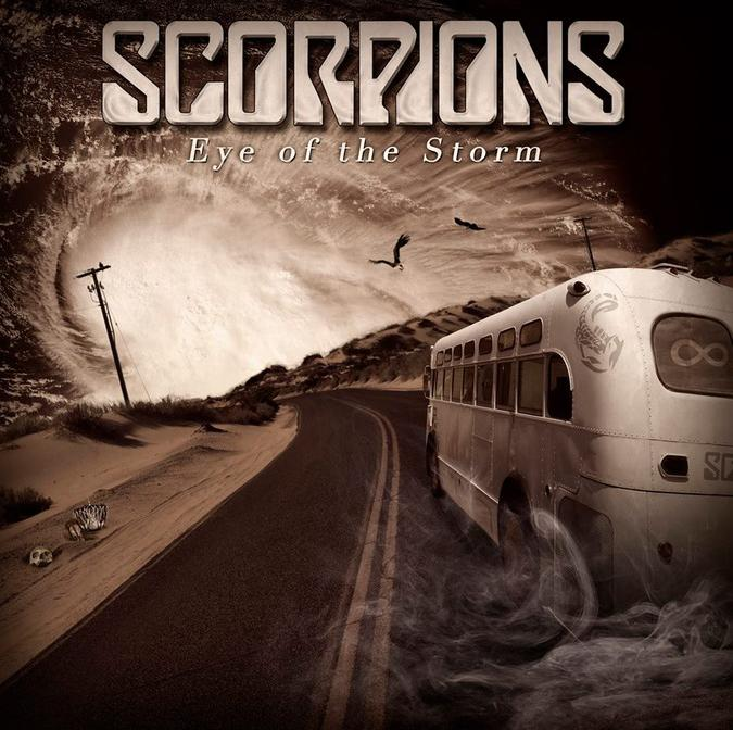 Scorpions- Eye Of The Storm