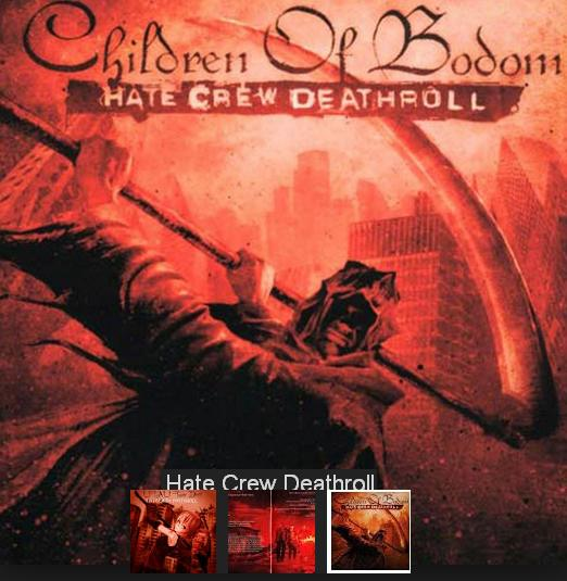 CHILDREN OF BODOM -« Hate Crew Deathroll»