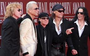 Перезапись классических хитов Scorpions!