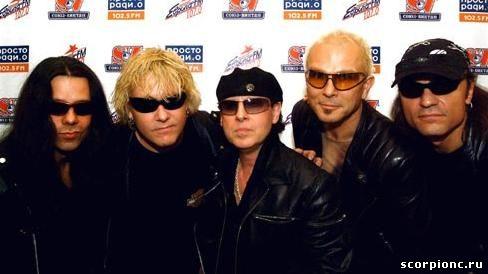 Scorpions в Риге 2013 год