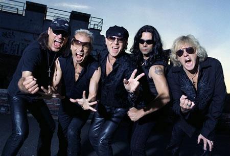 Последний укус Scorpions в Санкт Петербурге!